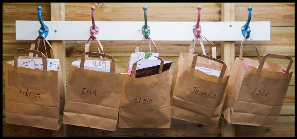 Pony Parties - Gift bags
