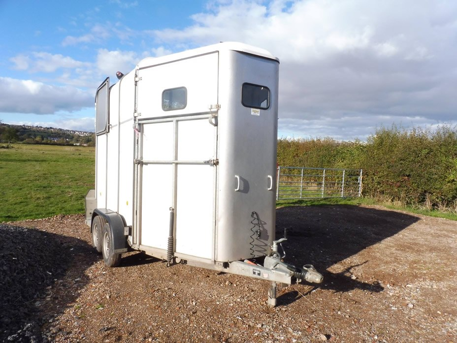 Transport - Our horse trailer